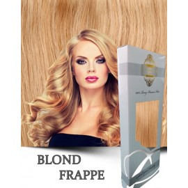 White Platinum Blond Frappe