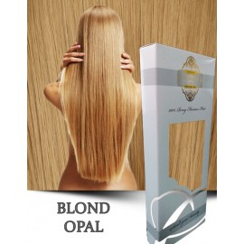 White Platinum Blond Opal