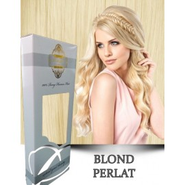 White Platinum Blond Perlat