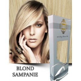 White Platinum Blond Sampanie